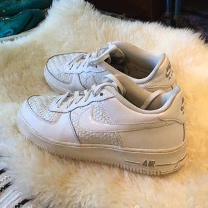 Nike woven Air Force 1